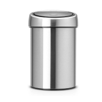 Kosz TOUCH BIN  3L Matt Steel