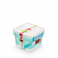 Pojemnik ARCTIC LINE BOX SET 3x1,15L