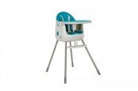 Krzesełko do karmienia MULTI DINE niebieskie