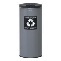Kosz do segregacji odpadów EKO 45L odpady zmieszane