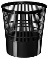 Kosz na śmieci ażurowy CEP Ecoline 16l czarny