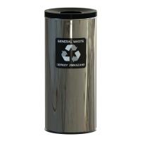 Kosz do segregacji odpadów EKO PRESTIGE 45L odpady zmieszane