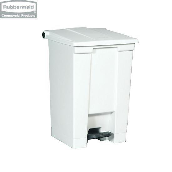 Pojemnik na śmieci Step-On Container 45,4L white