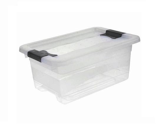 Pojemnik Crystal-box 4L transparentny