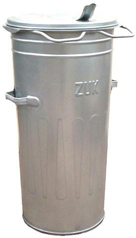 Pojemnik na odpady 110L z pokrywą