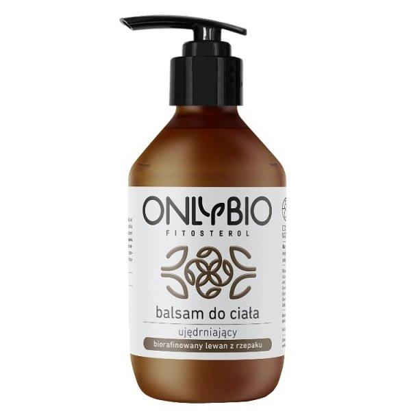 Only Bio, Balsam do ciała dla dorosłych, ujędrniający, 250ml