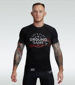 Rashguard męski SELECT Ground Game