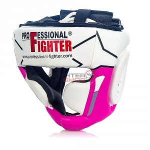 Kask treningowy LADY LINE Professional Fighter