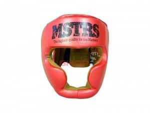 Kask bokserski KSTOP-METALIC Masters
