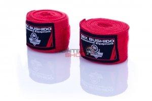 Bandaże bawełniane 4 m Bushido