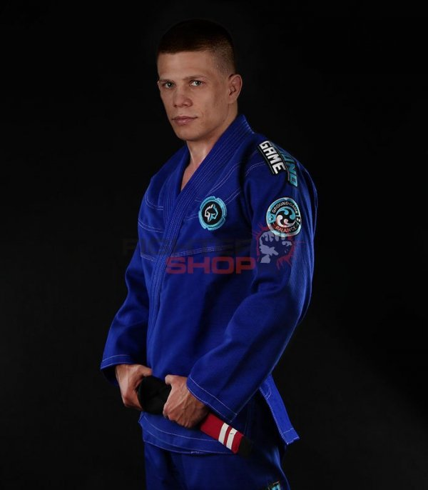 Kimono GI do BJJ BALANCE 3 Ground Game