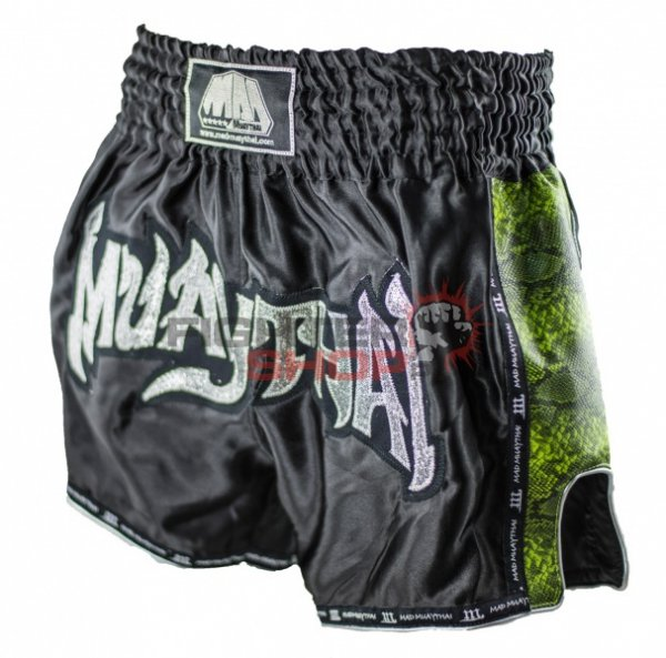 Spodenki tajskie MDR-008 MAD Muay Thai