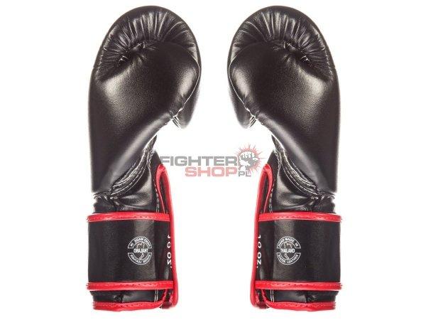 Rękawice bokserskie BGV14 MICROFIBER BLACK Fairtex