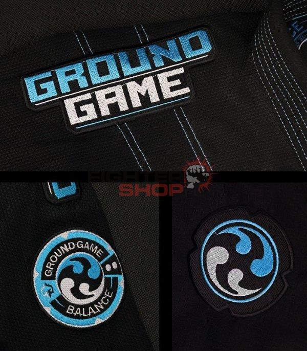 Kimono GI do BJJ BALANCE 2 Ground Game