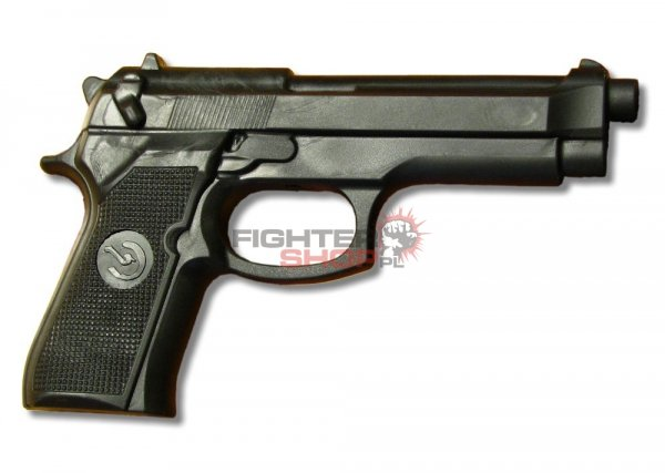 Pistolet gumowy BERETTA 92 F Bushi