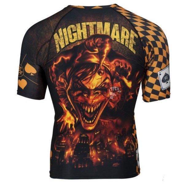 Rashguard męski NIGHTMARE Extreme Hobby