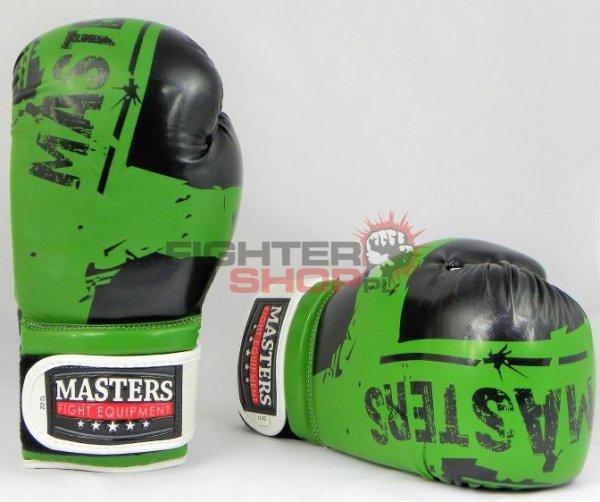 Rękawice bokserskie RPU MASTERS Masters