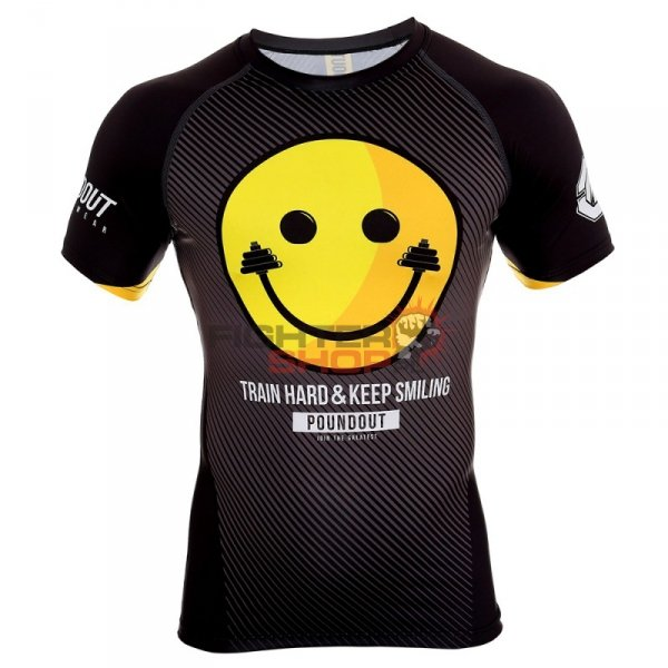 Rashguard męski SMILE Poundout