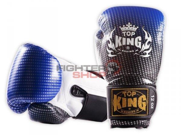 Rękawice bokserskie TKBGSS-01BU SUPER STAR Top King