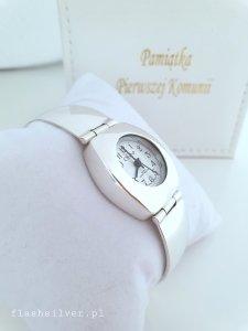 Zegarek ze srebra kod 708