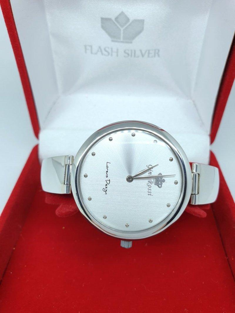zegarek ze srebra premium