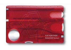 SwissCard Nailcare 0.7240.T Victorinox