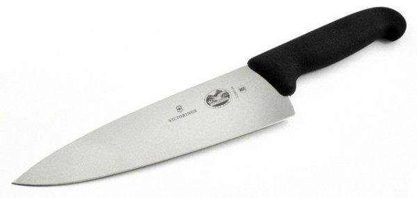 Nóż do mięsa / Szefa kuchni z szerokim ostrzem Victorinox 5.2063.20