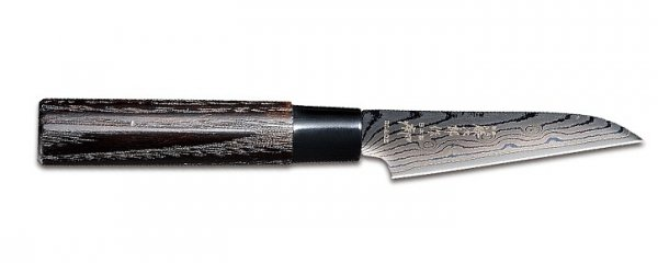 Nóż do obierania 9cm Tojiro Shippu Black
