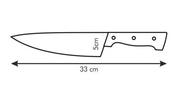 Nóż kuchenny HOME PROFI 20 cm Tescoma