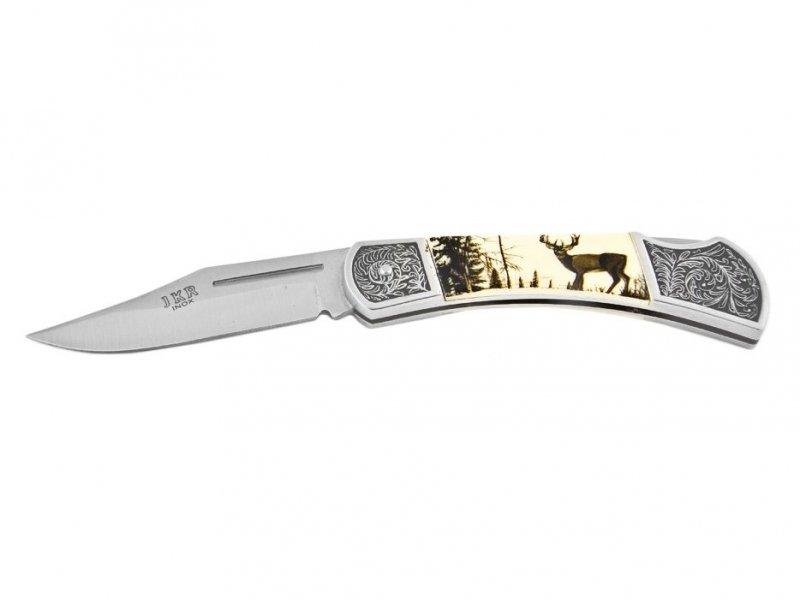 Nóż Joker  (JKR113) ostrze: 8cm, dekorowany