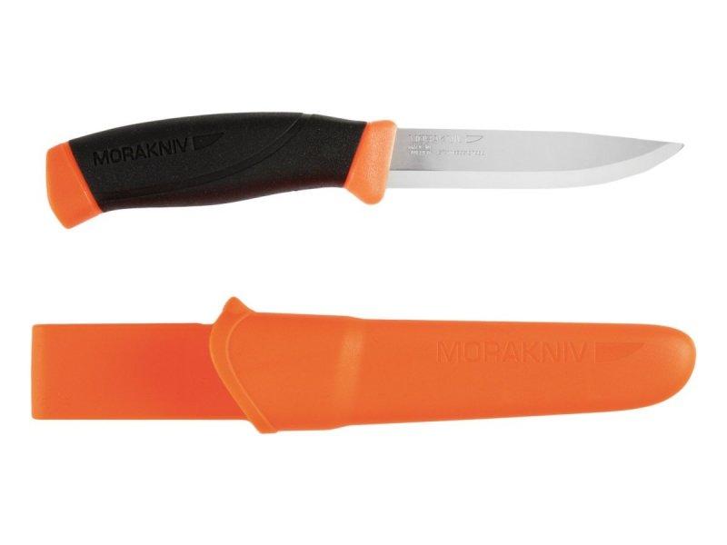 Nóż Mora Companion F pomarańczowy