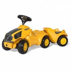 Rolly Toys rollyMinitrac Jeździk Volvo z przyczepką