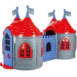 WOOPIE Zamek Smoka Dwie Wieże Plac Zabaw dla Dzieci