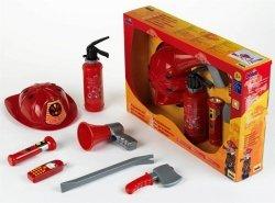 Zestaw strażacki 7 elementów
