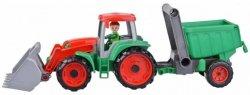 Truxx Traktor z przyczepą w otwartym pudełku