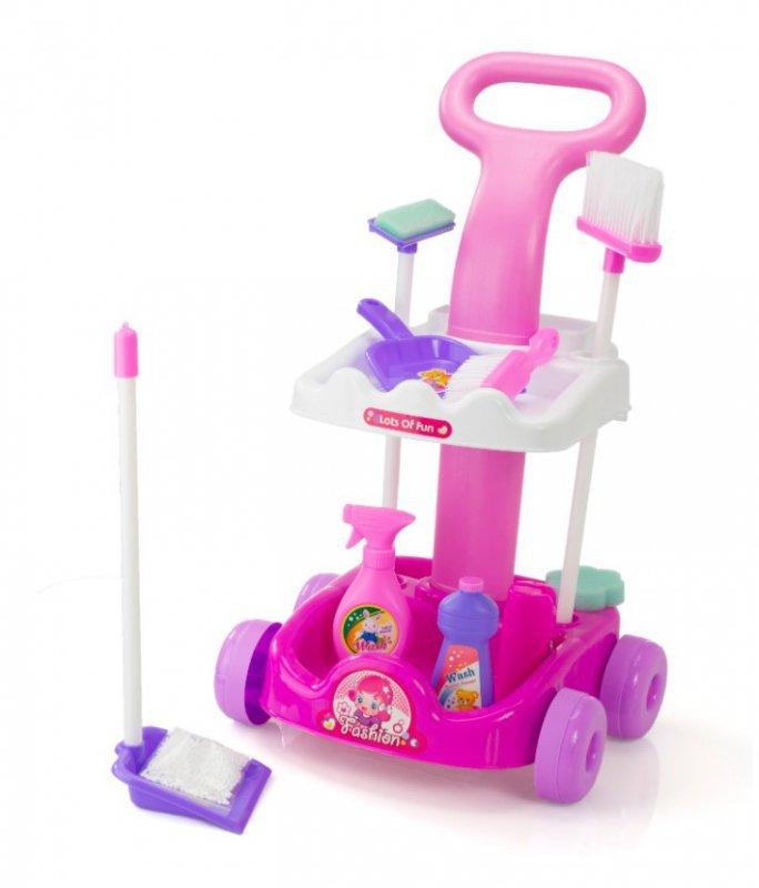Wózek do sprzątania + odkurzacz model 2