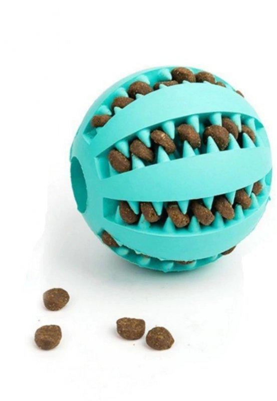 Zabawka dla psa kula gryzak silikonowa 5cm