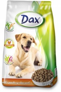 Dax sucha dla psa 10kg z Drobiem