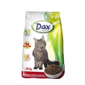 Dax sucha wołowina warzywa 10kg dla kota