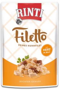 Rinti Filetto Kurczak Serca 100g galaretka