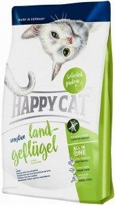 Happy Cat Sensitive Geflugel Drób 1,4kg