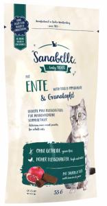 Sanabelle Snack Kaczka & Granat 55g