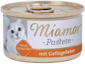 Miamor Kurczak+Watroba 85g pasztet dla kota