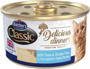 Butchers Delicious Dinners tuńczyk/ryba 85g