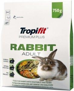 Tropifit Rabbit Premium Plus 750g