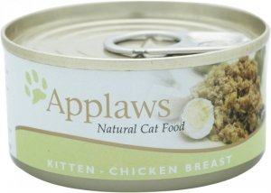 Applaws Cat Kitten Chicken 70g puszka kociąta