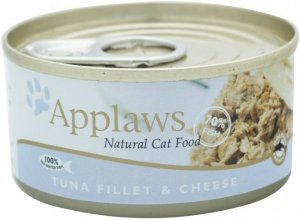 Applaws Cat Tuna and Cheese 70g puszka