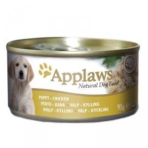 Applaws Dog Puppy Chicken 95g puszka