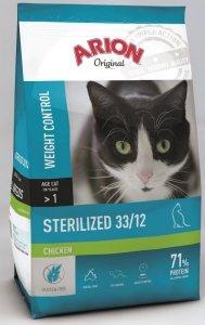 Arion Cat Original Sterilized Chicken 300g