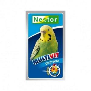 Nestor Odżywka papuga mała Multivit
